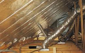 radiant barrier in attic