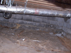 Benefits of crawl space repair