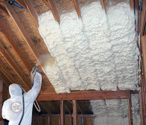 spray-foam-insulation-applied