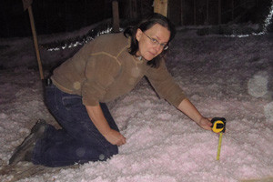 charlene-testing-insulation
