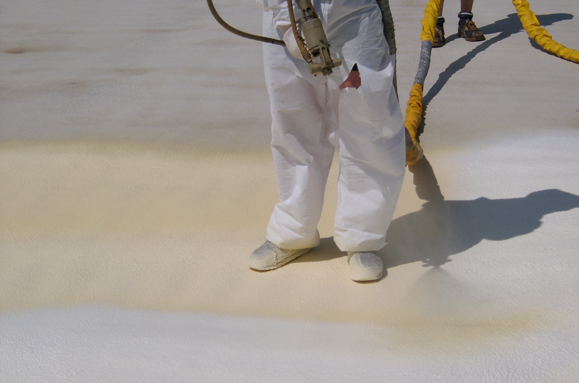 Knoxville Commercial Spray Foam Roofing Green River Llc