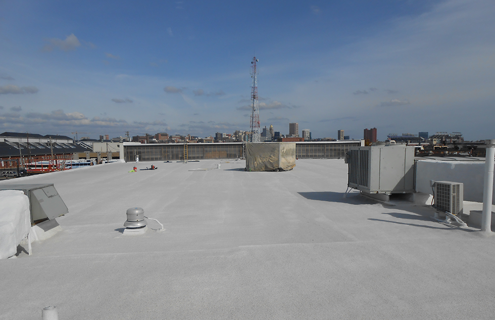 Silicone Roof Coating | GreenRiver Construction | Knoxville, TN